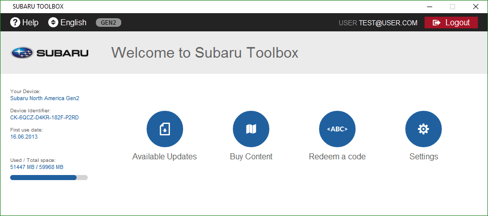Subaru Toolbox How-to Guide